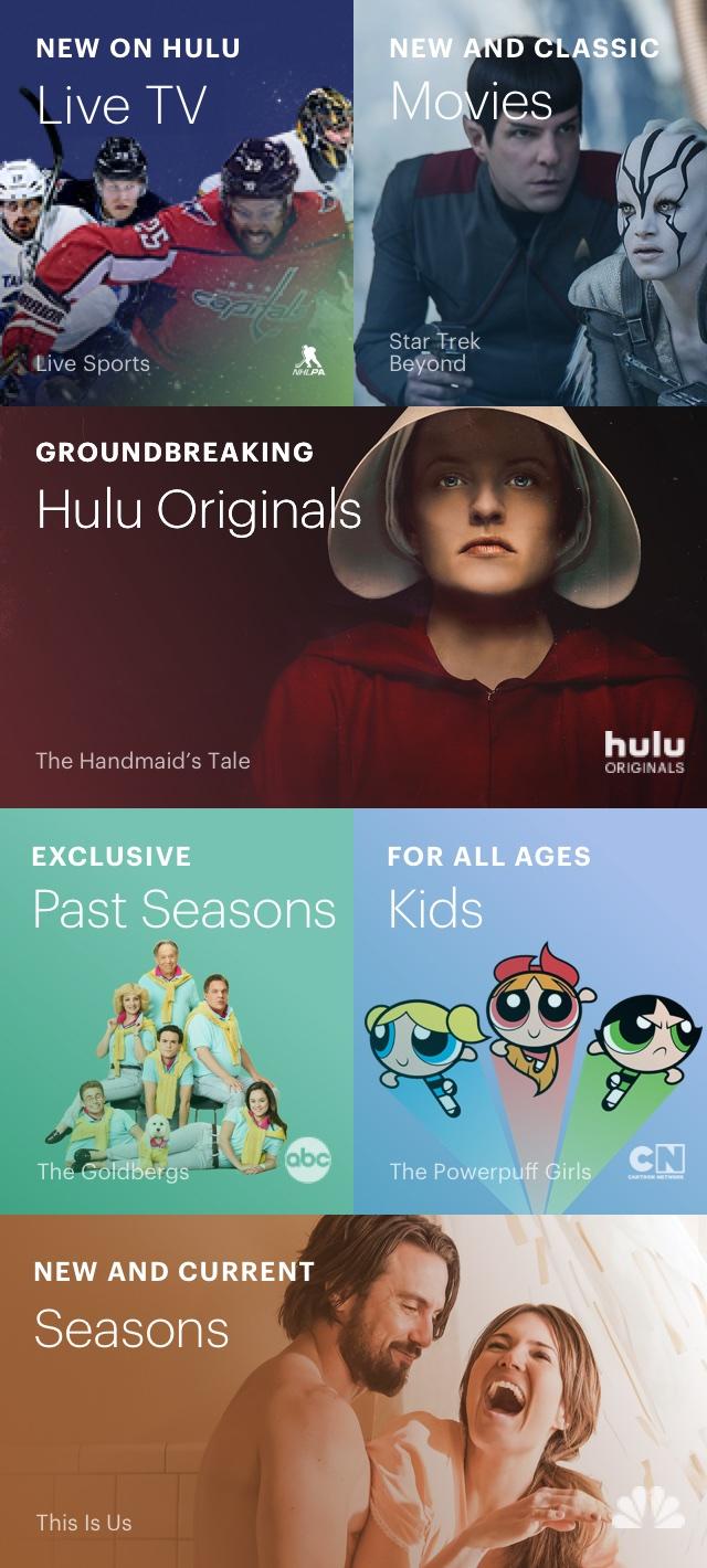 Teenager-Filme auf Hulu