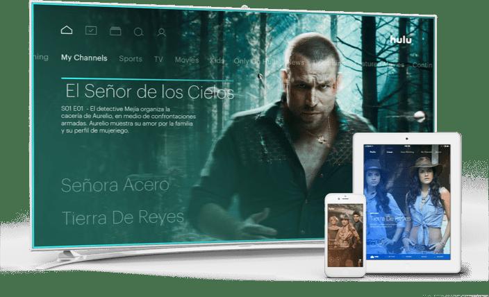 TV en Vivo Online o por Demanda, Cuando y Donde Quieras | Hulu