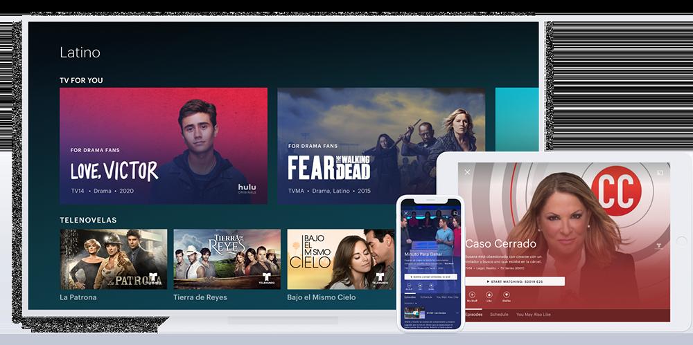 Tv En Vivo Online O Por Demanda Cuando Y Donde Quieras Hulu